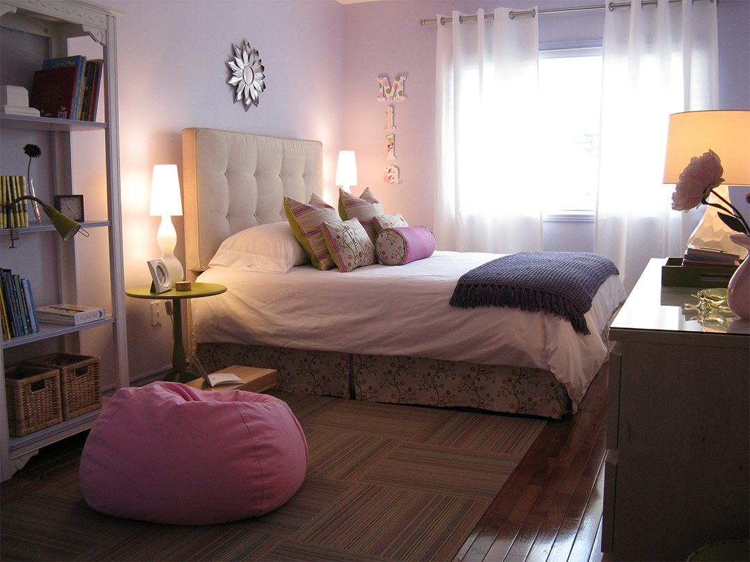 homefront redesigns project Beresford Avenue, Bloor West Village Teen bedroom pic 2