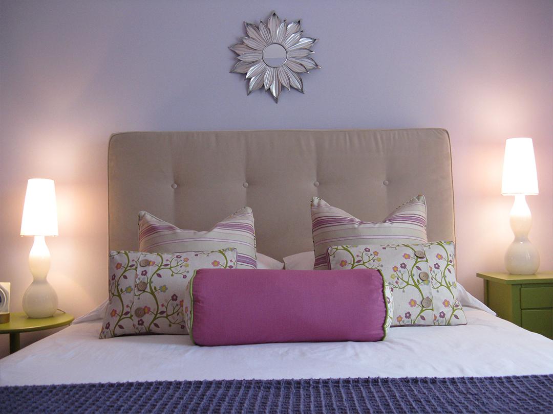 homefront redesigns project Beresford Avenue, Bloor West Village Teen pink bedroom