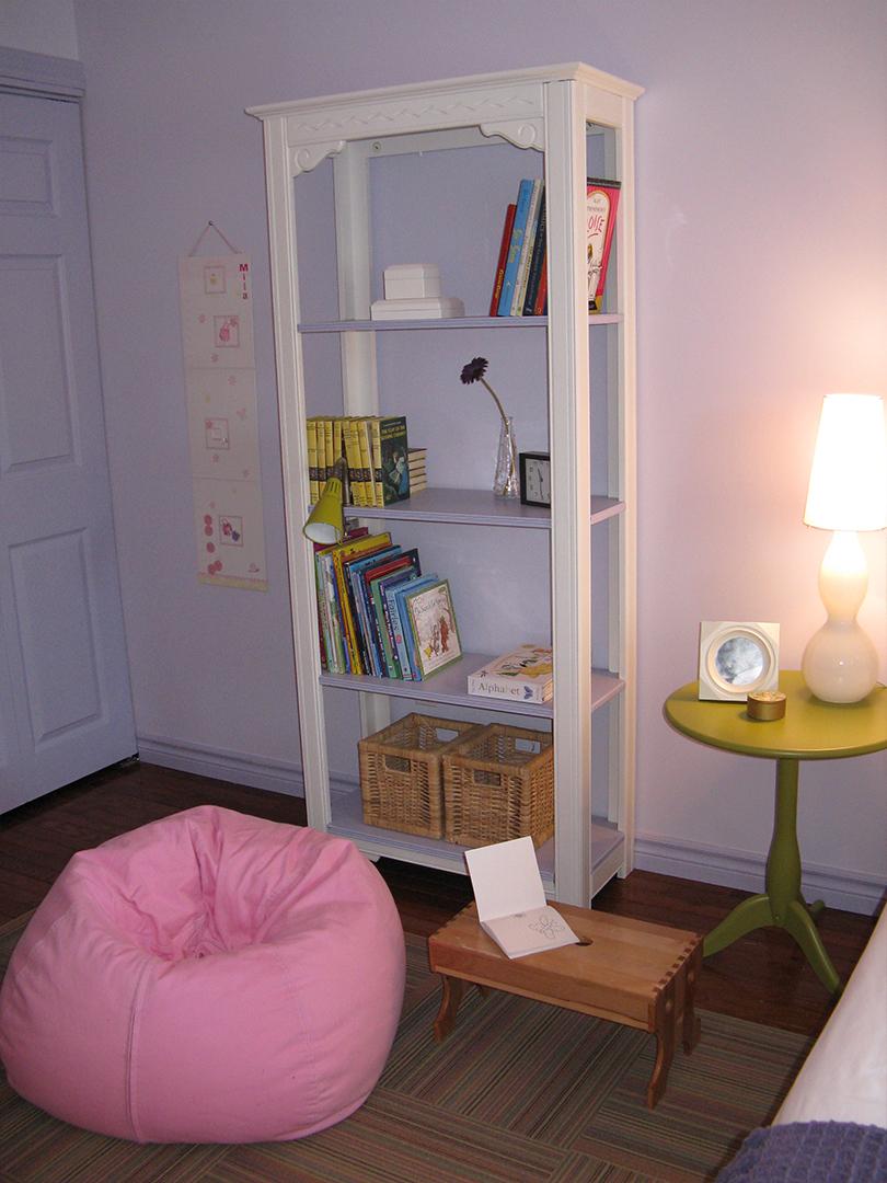 homefront redesigns project Beresford Avenue, Teen bedroom, Bloor West Village