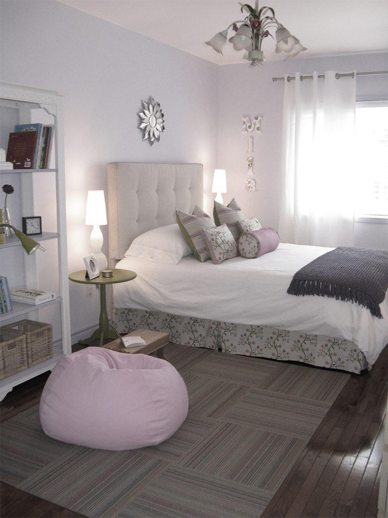 homefront redesigns project Beresford Avenue, Teen/tween bedroom home in Bloor West Village Toronto