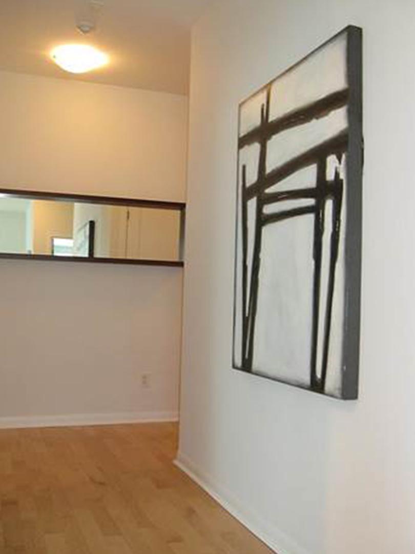 homefront redesigns project Islington Condo in Etobicoke, Toronto, hallway