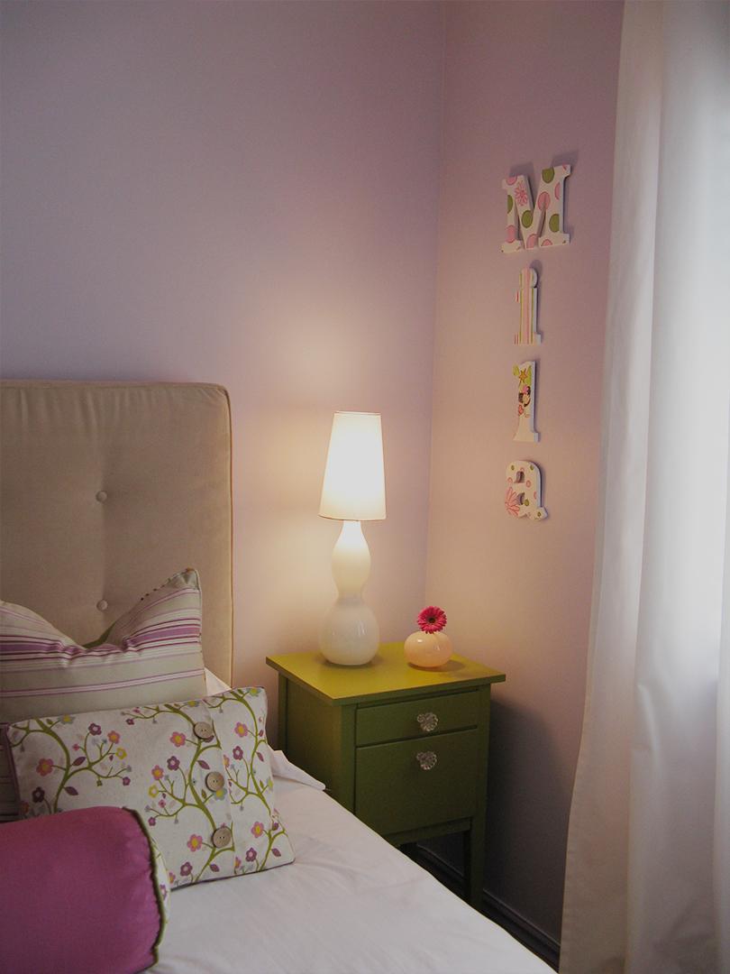 Teen/tween bedroom in Beresford Ave home in Bloor West Village Toronto