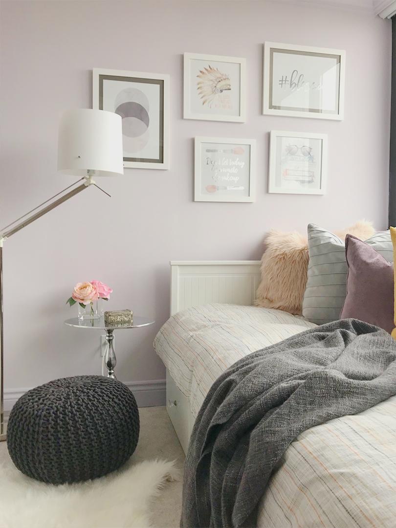 Teen/Tween girls Bedroom in Toronto home