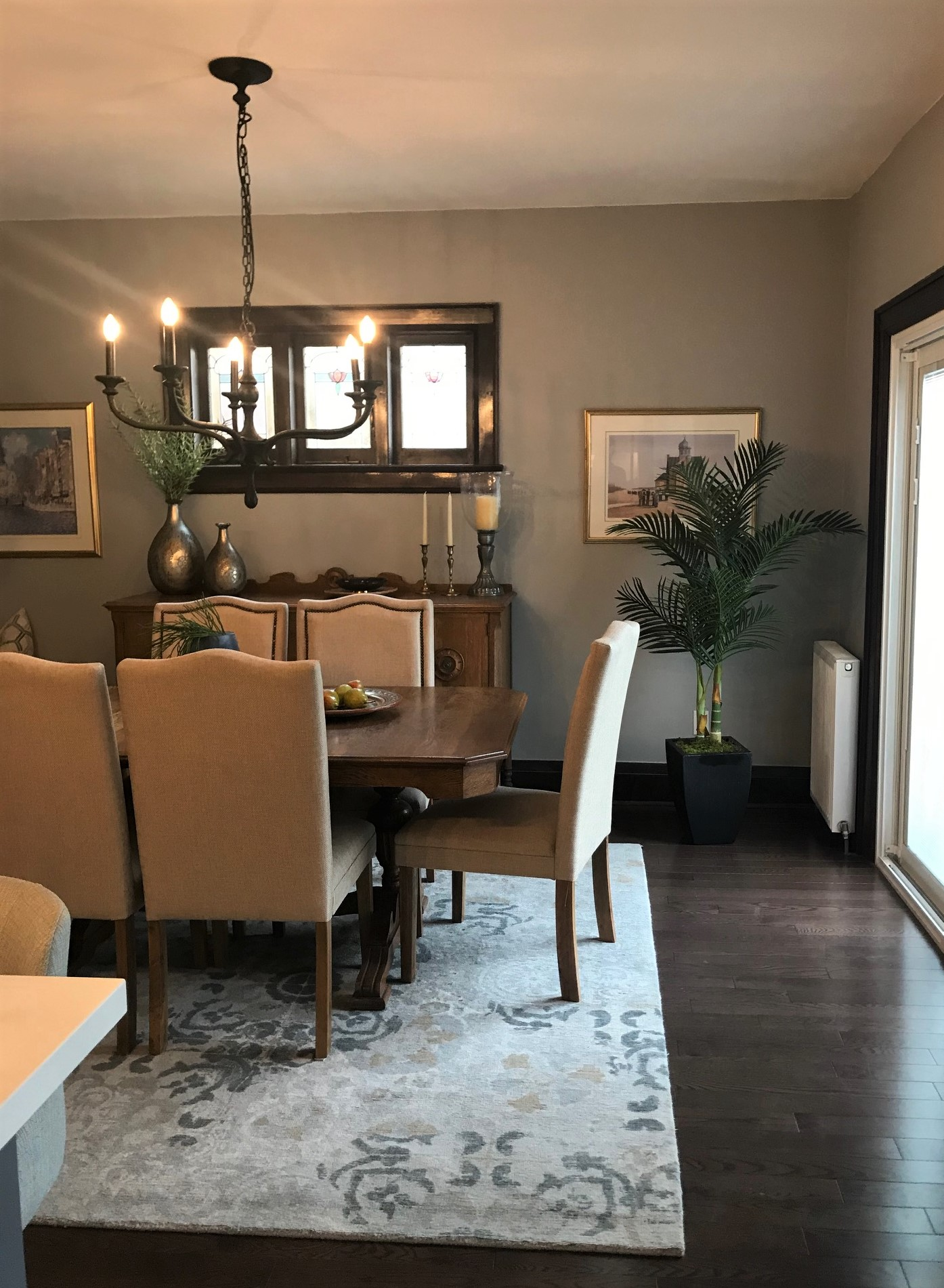 Home Front Redesigns Kennedy Avenue Project Dining Room Photo4
