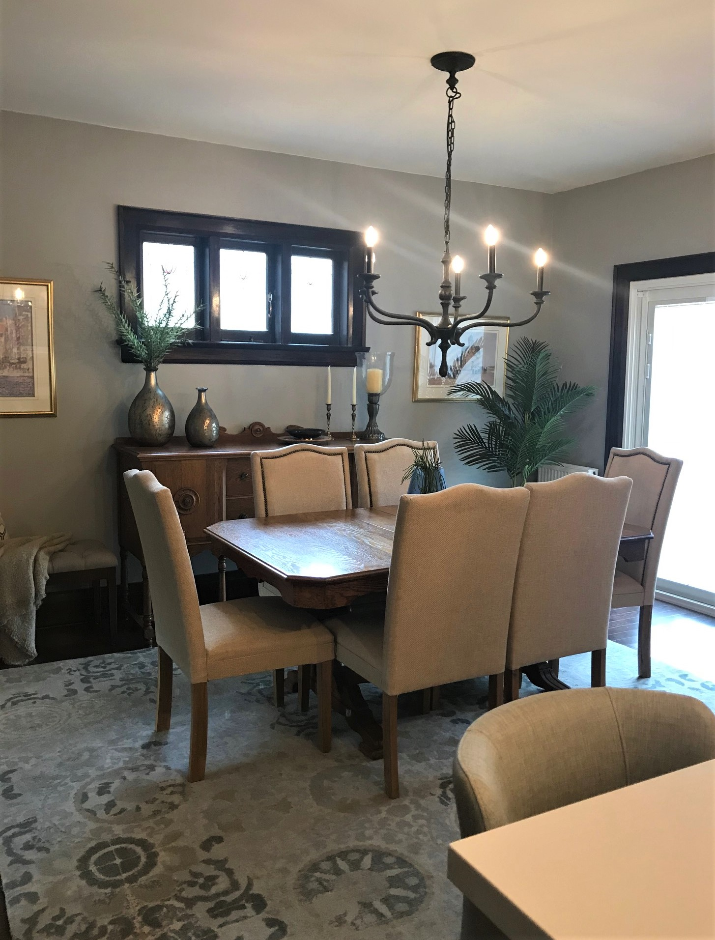 Home Front Redesigns Kennedy Avenue Project Dining Room Photo2
