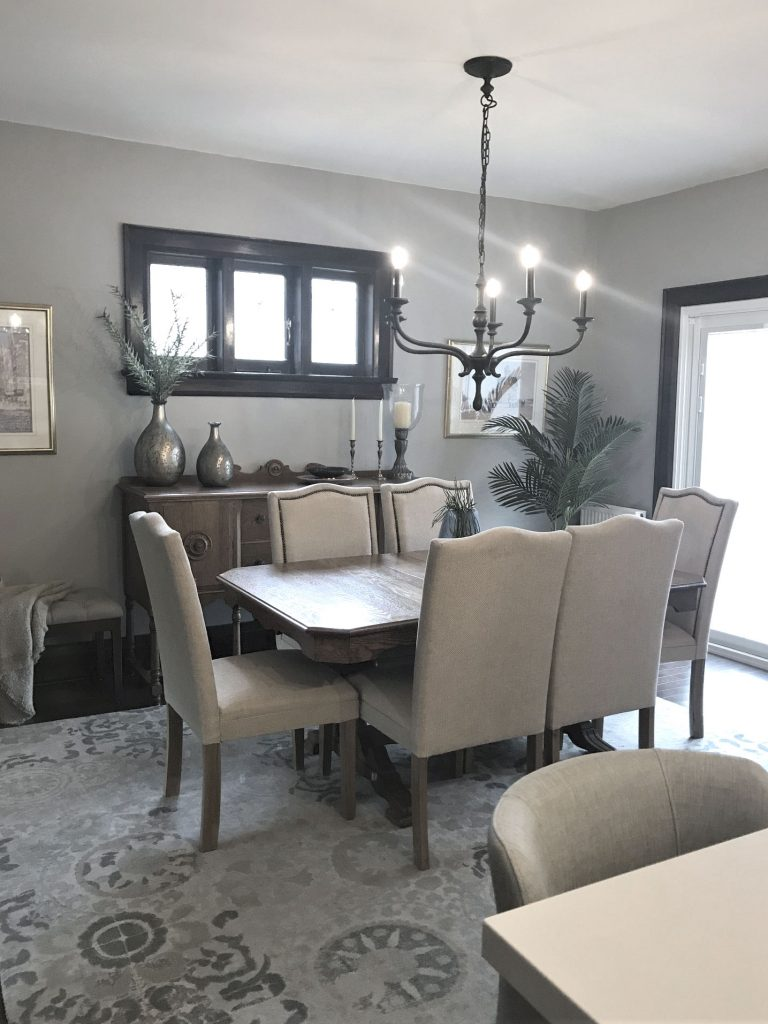 Home Front Redesigns Kennedy Avenue Project Dining Room Cover Photo