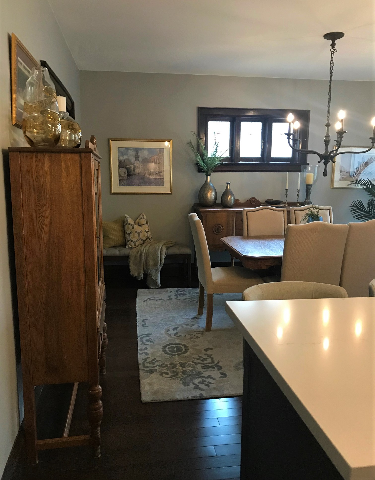 Home Front Redesigns Kennedy Avenue Project Dining Room Photo1