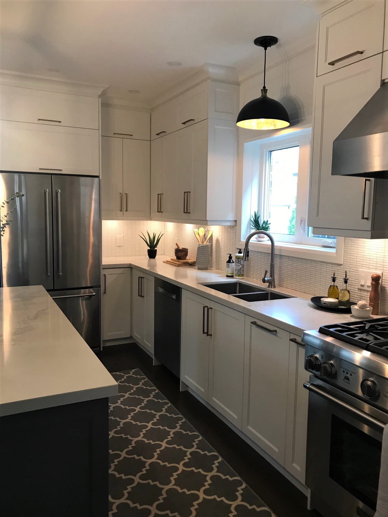 Home Front Redesigns Kennedy Avenue Project Kitchen Photo1