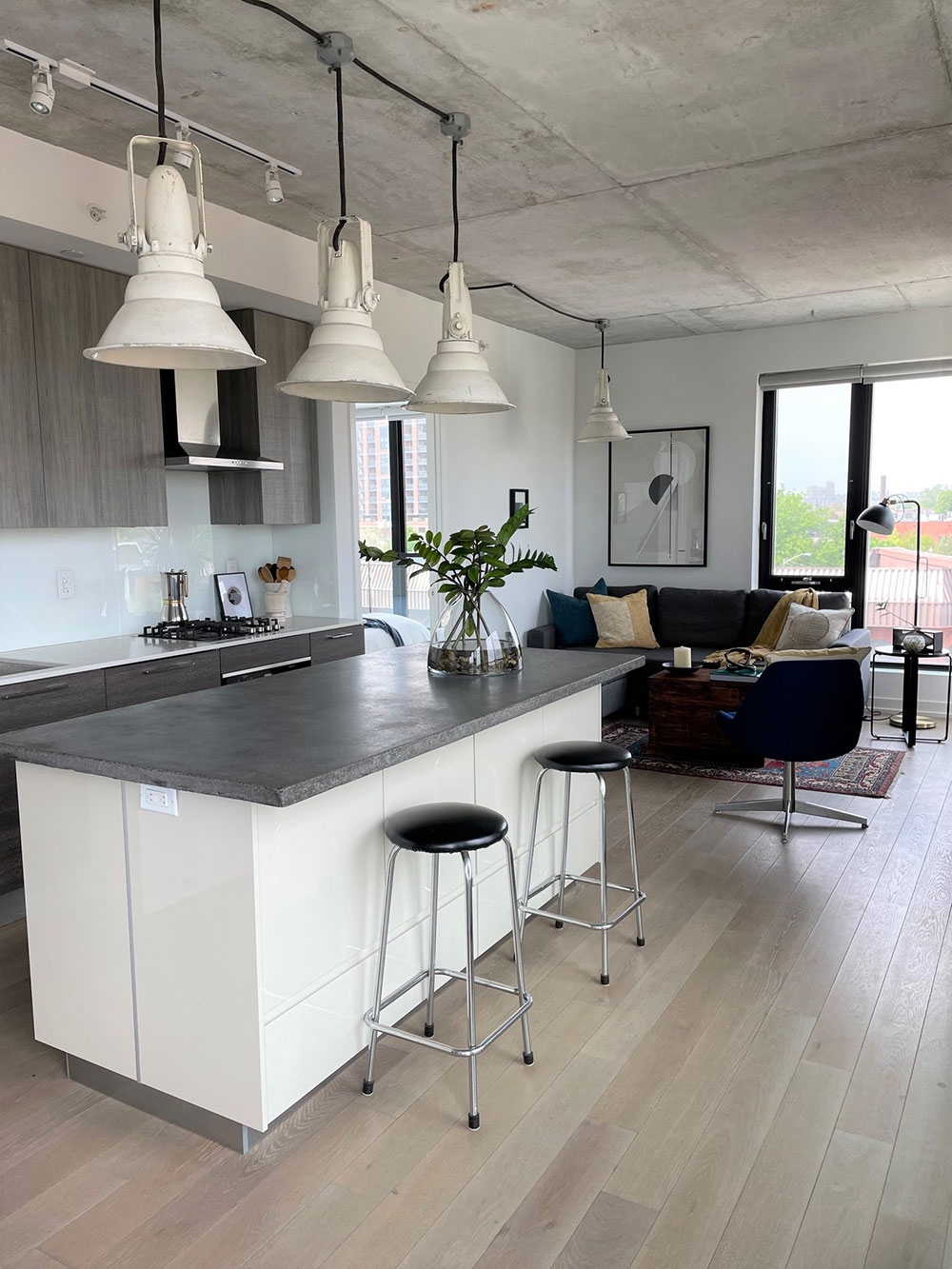 Homefront Redesigns Indian Grove kitchen area