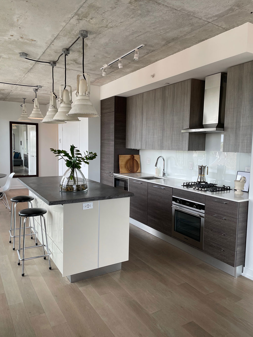 Homefront Redesigns Indian Grove kitchen